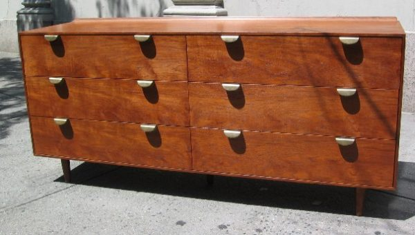 Finn Juhl for Baker Teak Double Dresser