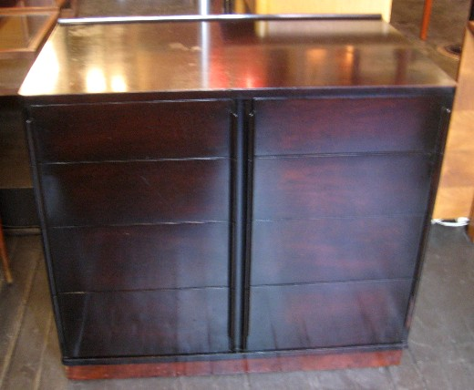 Edward Wormley Eight Drawer End Pull Chest