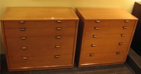Edward Wormley Precedent Six Drawer Dresser for Drexel