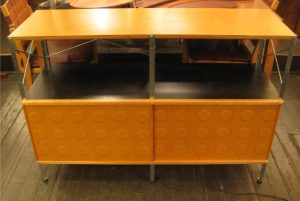 Eames ESU 2X2 Storage Unit by Herman Miller