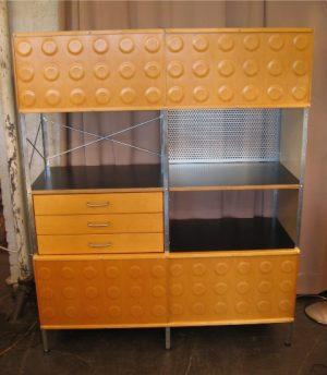 Eames ESU 4 X 2 Storage Unit by Herman Miller