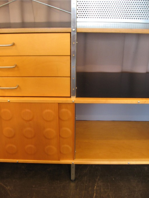 Eames ESU 4 X 2 Storage Unit by Herman Miller