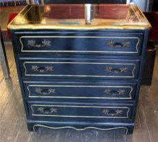 Four Drawer Dresser Attributed to Dorothy Draper