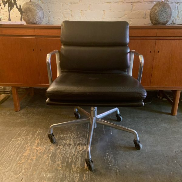 Eames Soft Pad Chairs for Herman Miller