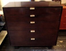 George Nelson Five Drawer Dresser