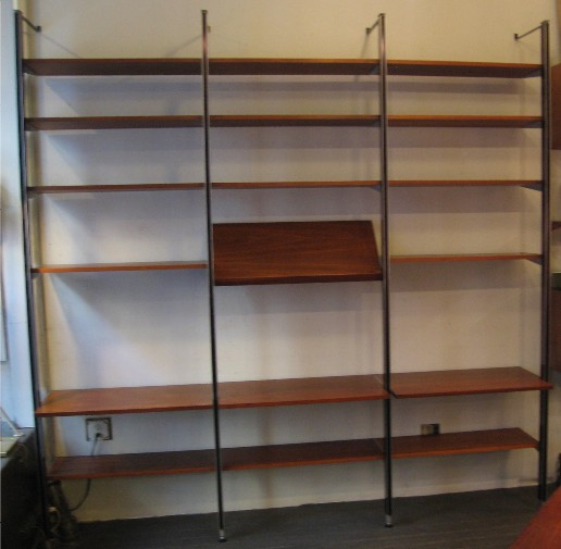 George Nelson Three Bay CSS Wall Unit