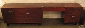 George Nelson Dresser and Vanity Set by Herman Miller