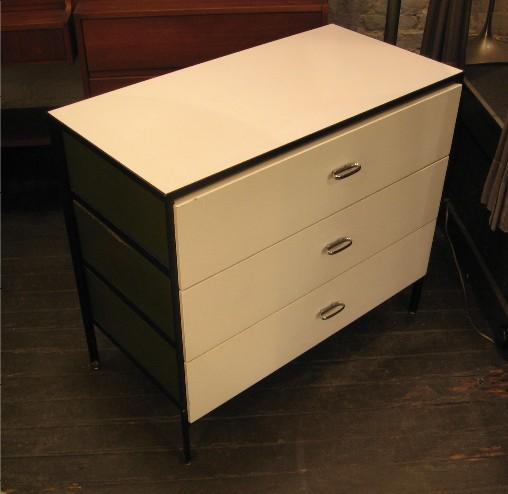 George Nelson Steel Frame Dresser