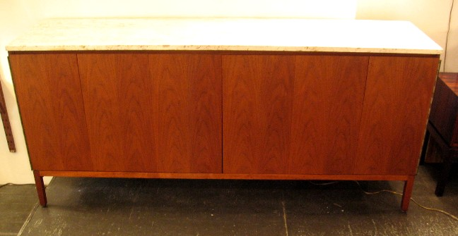 Paul McCobb Calvin Group 6 Foot Walnut Credenza