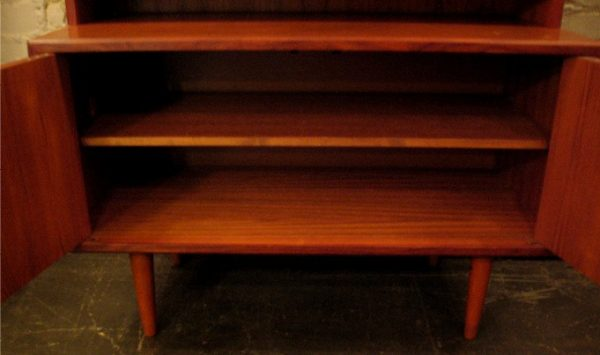 Pair of Teak Storage Units from Sweden