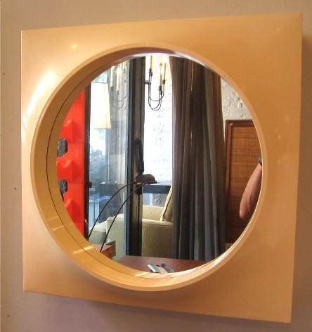 Mod Porthole Style Medicine Cabinet