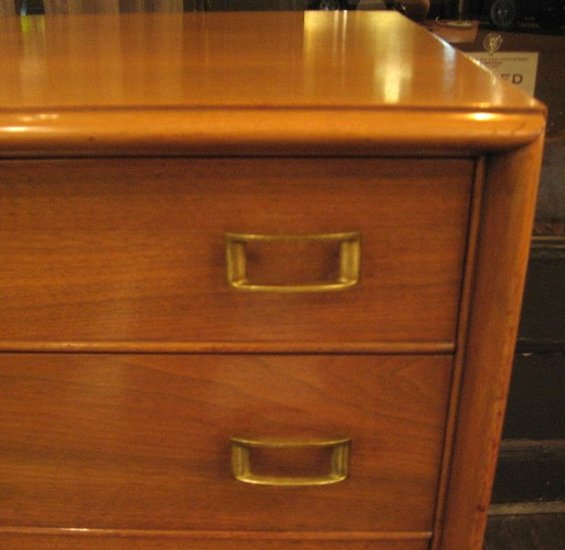 Mahogany Dresser by Paul Frankl
