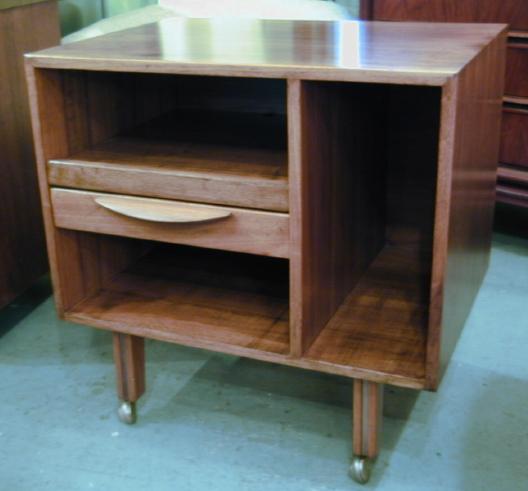 Jens Risom Electronics Cabinet