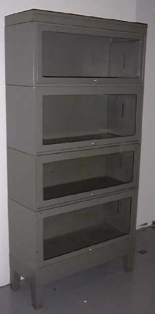 Metal Barrister Book Cases