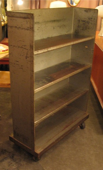 Heavy Duty Industrial Metal Rolling Shelf Unit