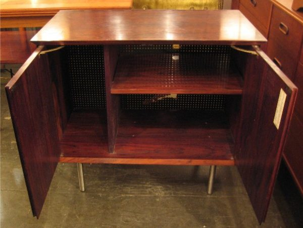 Poul Cadovious Two Door Rosewood Cabinet