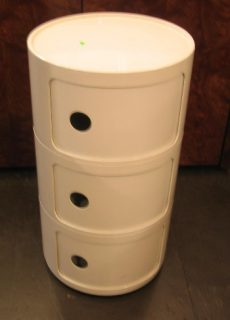 Kartell Componibili Three Level Storage Unit