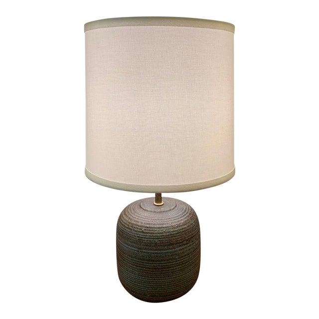 Small Ceramic Table Lamp by Nancy Wickham-Boyd