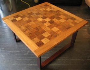Poul Cadovius Chess Table