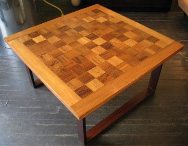 Poul Cadovius Chess Table