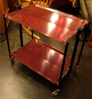 1960s Folding Cart from Germany