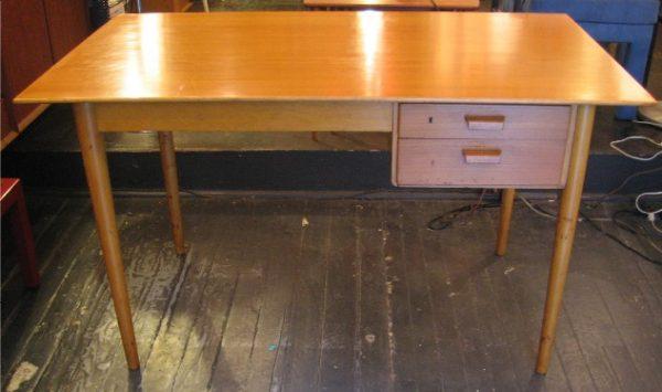 1950s Swedish Desk by NK Nordiska Kompaniet