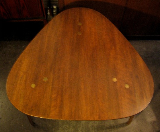 Bentwood Swedish Triangle Table