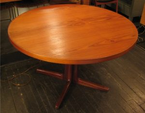 1960's Danish Teak Dining Table