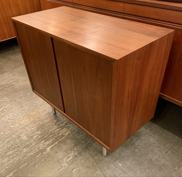 Poul Cadovius Royal System Two Door Cabinet