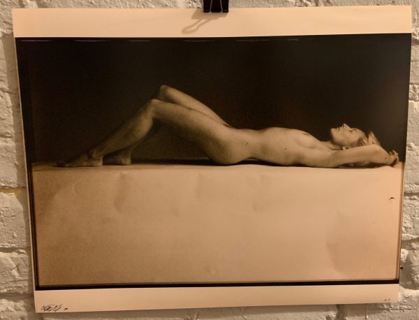 Collection of Large, Signed 16 X 20 C-Print Photographic Nudes