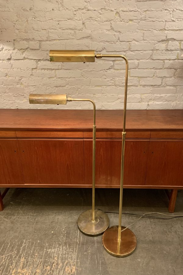 Hansen Brass Pharmacy Floor Lamps