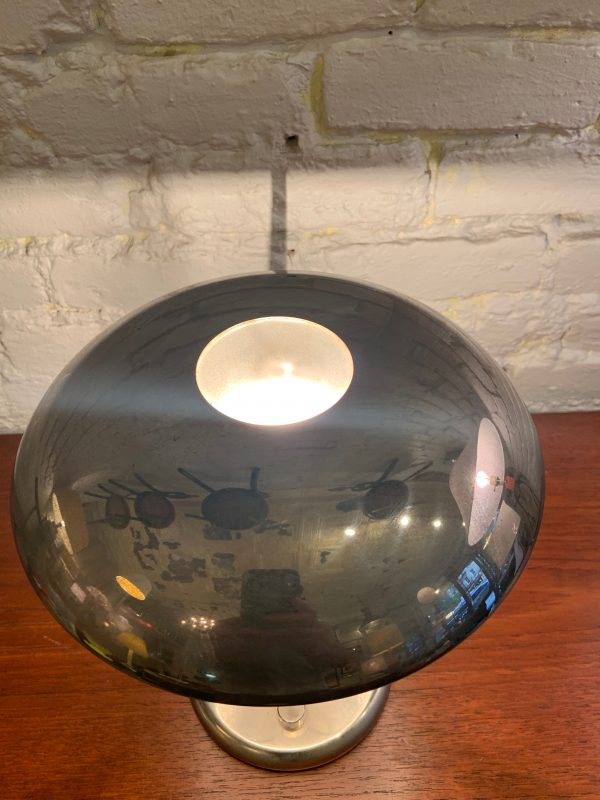 1970s Saucer Domed Lamp from Italy