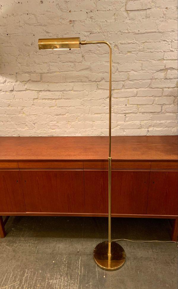 Hansen Brass Pharmacy Floor Lamp