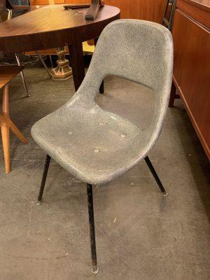 Fiberglass Side Chair by Allwin