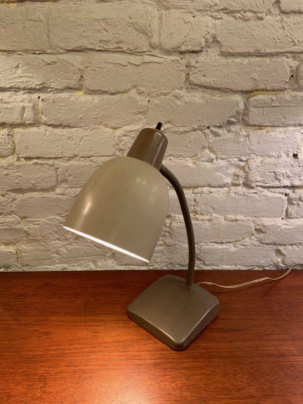 Industrial Style Gooseneck Task Lamp