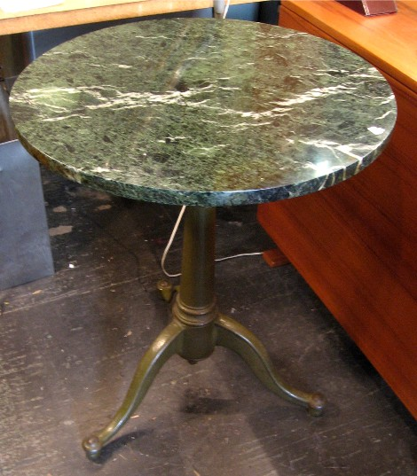 Cast Iron Writing Table