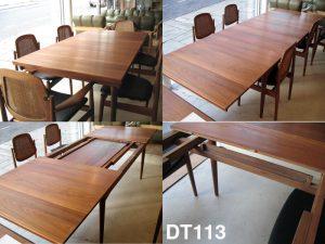 Finn Juhl Teak Dining Table