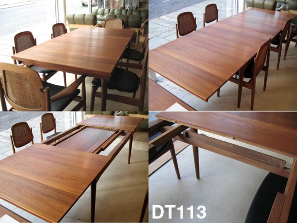 Finn Juhl Teak Dining Table