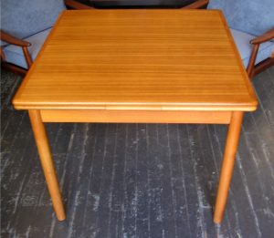 Small Teak Extension Table
