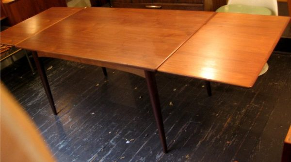 Draw Leaf Dining Table by Gudme