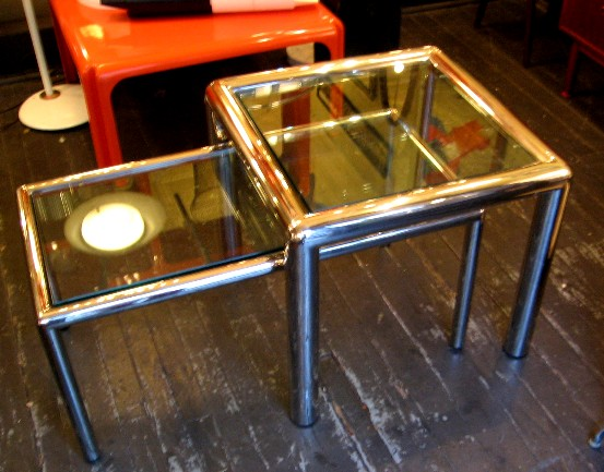 John Mascheroni Tubo Nesting Tables