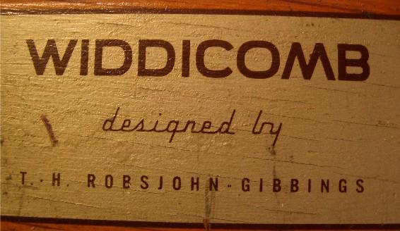 Gibbings Double Pedestal Desk for Widdicomb