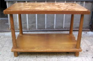 Gibbings Two Tiered Side Table for Widdicomb