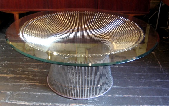 Platner Coffee Table by Knoll