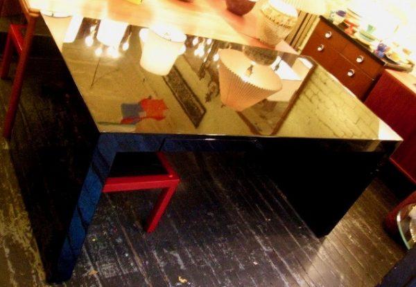 Paul Mayen Lacquered Writing Table