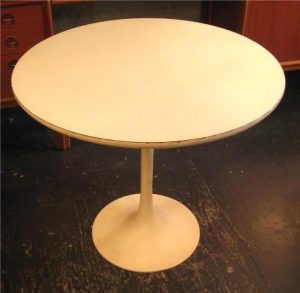 Saarinen Style Occasional Table by Burke