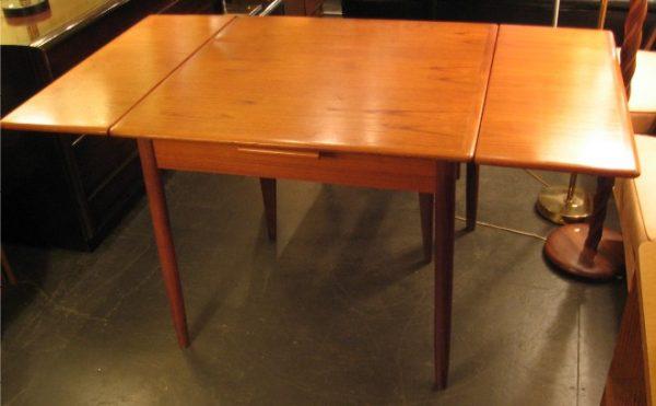 Danish Teak Extension Table