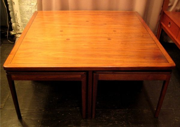 Kipp Stewart Coffee Table with Four Nesting Tables
