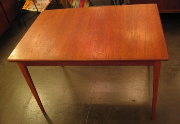 Swedish Teak Extension Dining Table