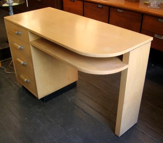 Eliel Saarinen Streamlined Desk and Pier